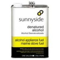 Sunnyside Denatured Alcohol - 1 Gallon