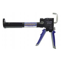 Newborn 301-XSP 1/10 Caulk Gun with 26:1 Thrust Ratio and Gator Grip